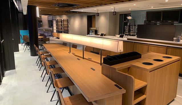 NORTH LINK Coffee&Tea -TACHIKAWA STAGE GARDEN-